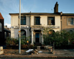 Memorials, Londres SW8, 2002. London Photographs