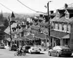 Two-Family Houses in Bethlehem, Pennsylvania, 2016. American Re-Photographs